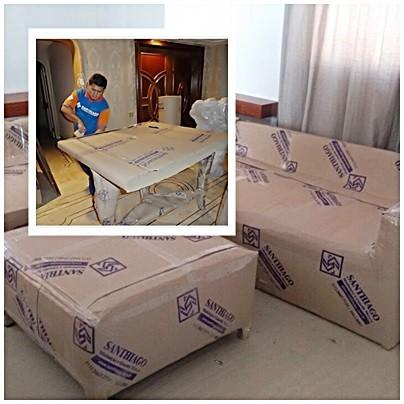 Armazenagem de móveis