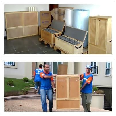 Armazenamento de móveis