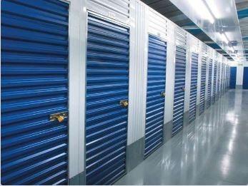 Serviço de self-storage