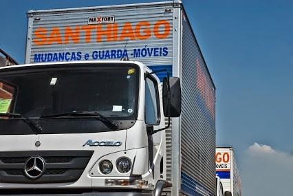 Transportes de mudanças comerciais
